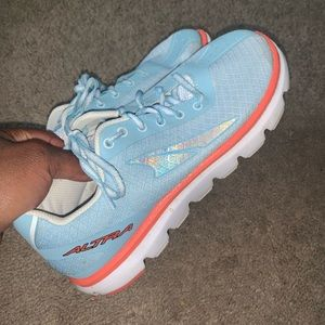 Altra The One 2.0 Sky Blue Running Shoes